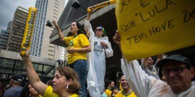 La economía brasileña también pasa por fuertes problemas. Foto:Getty Images