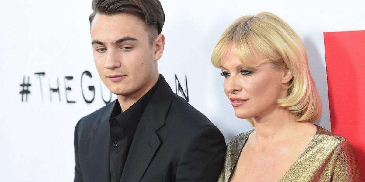 FOTOS: ¡Ya creció! Este el atractivo hijo de Pamela Anderson