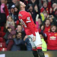 """Wayne Rooney """"se noqueó"""" a sí mismo para celebrar su gol. Foto:instagram.com/waynerooney"""