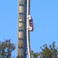 Parque: Dreamworld. Localización: Gold Coast, Queensland, Australia. Altura: 115 m. Velocidad: 161 km/h. Longitud: 376 m. Caída: 100 m. Foto:Wikimedia