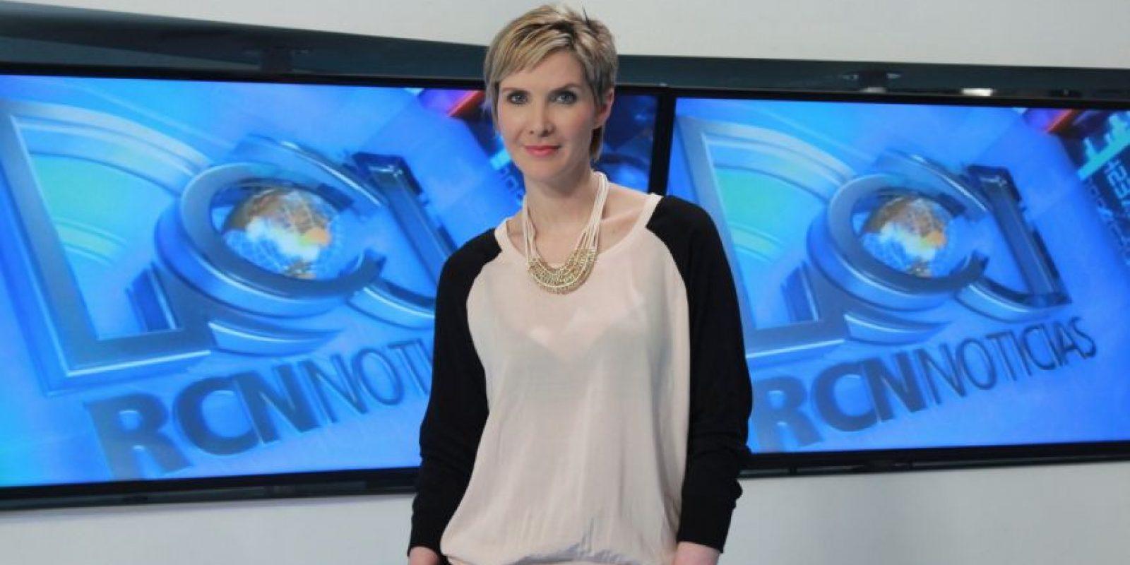 Margarita Ortega fue hace muchos años presentadora de noticias y después se dedicó de lleno a la actuación durante al menos una década. Eso fue así hasta hace unos meses cuando retomó la presentación de noticias del fin de semana en el noticiero de RCN.