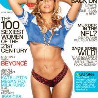 """Beyoncé en la tapa de """"GQ"""" Foto:GQ"""