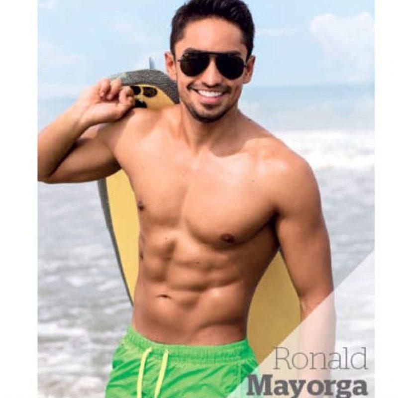 Ronald Mayorga Foto:Instagram