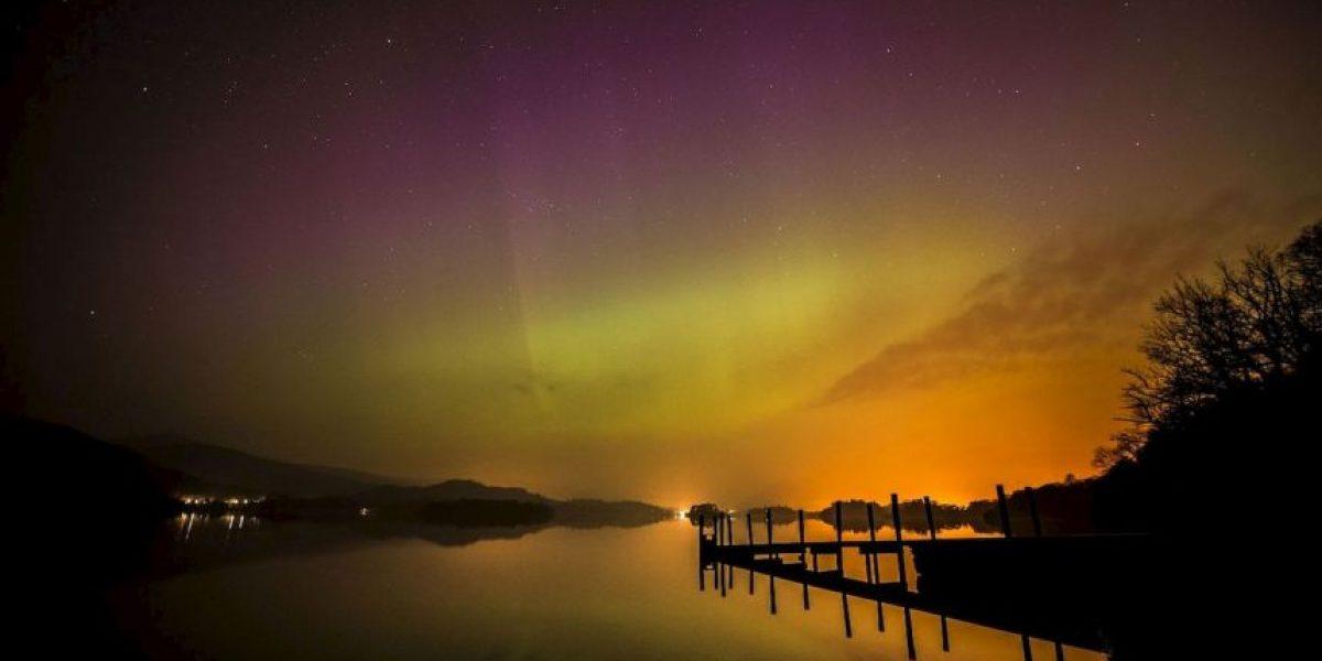 FOTOS: Las imágenes más impresionantes de la aurora boreal