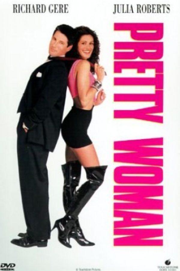 Comedia romántica protagonizada por Julia Roberts y Richard Gere Foto:Vía IMDB