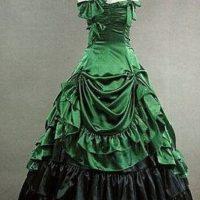 Un vestido de cuento de hadas… Foto:KnockOffNightmares