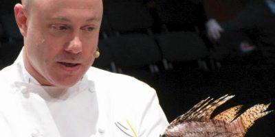 Rausch es uno de los mejores chef de Colombia. Foto:Jorge Rausch/Facebook