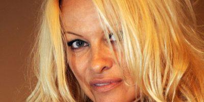 Pamela, mucho bronceado. Foto:Getty Images