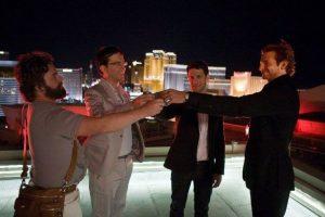 """En 2009, Zach Galifianakis saltó a la fama con la cinta """"The Hangover"""" Foto:Facebook/The Hangover"""