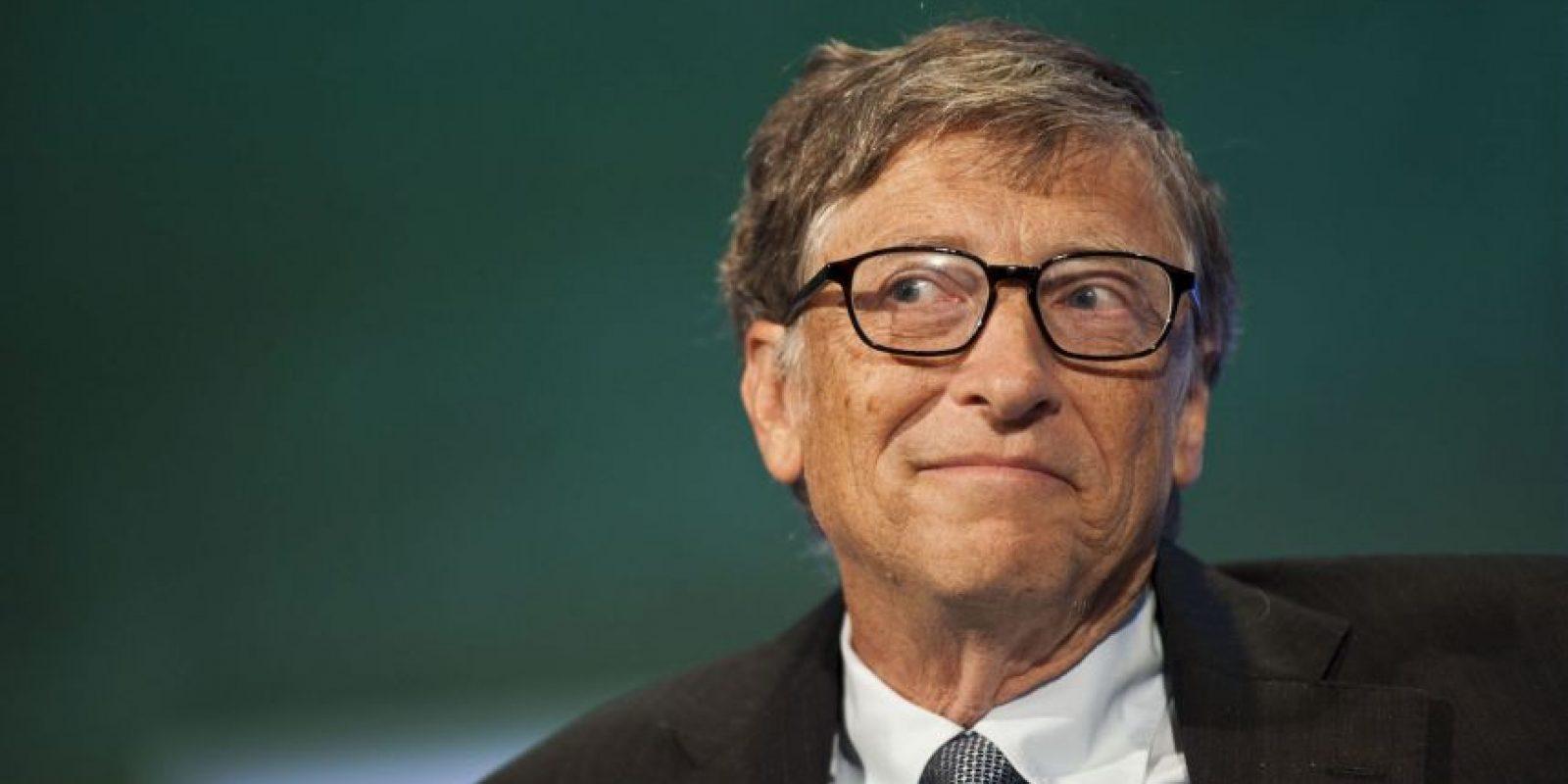 A pesar de todas las críticas que Microsoft tiene en su contra, Bill Gates sigue siendo el hombre más poderoso en el sector tecnológico. Su fortuna asciende a 79 mil 200 millones de dólares. Foto:Getty Images