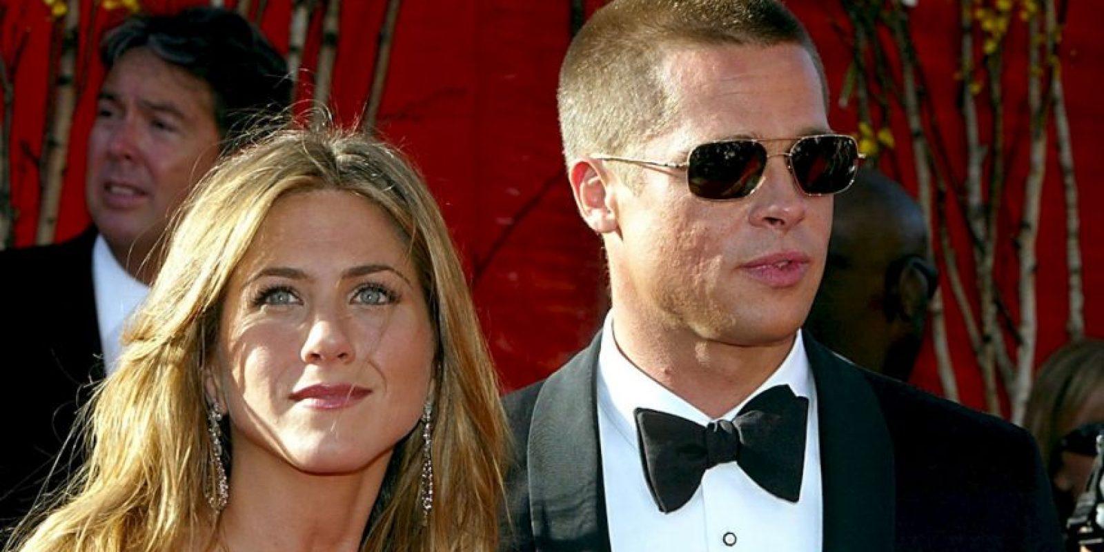Ellos se conocieron en una cita a ciegas y dos años más tarde se casaron. Foto:Getty