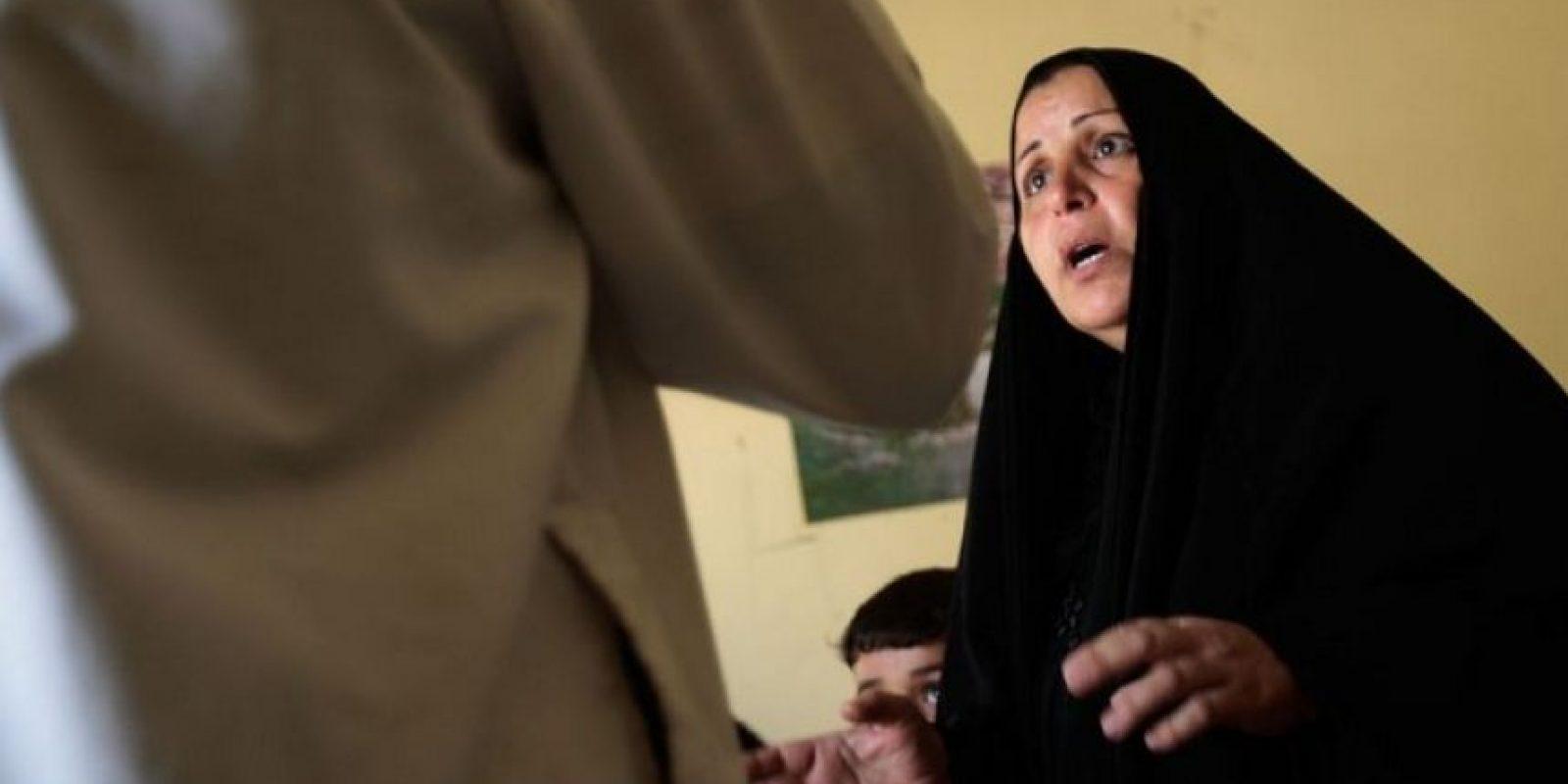"""1. """"Las mujeres no creyentes pueden tenerse como prisioneras, después de que hayan sido repartidas"""" Foto:Getty Images"""