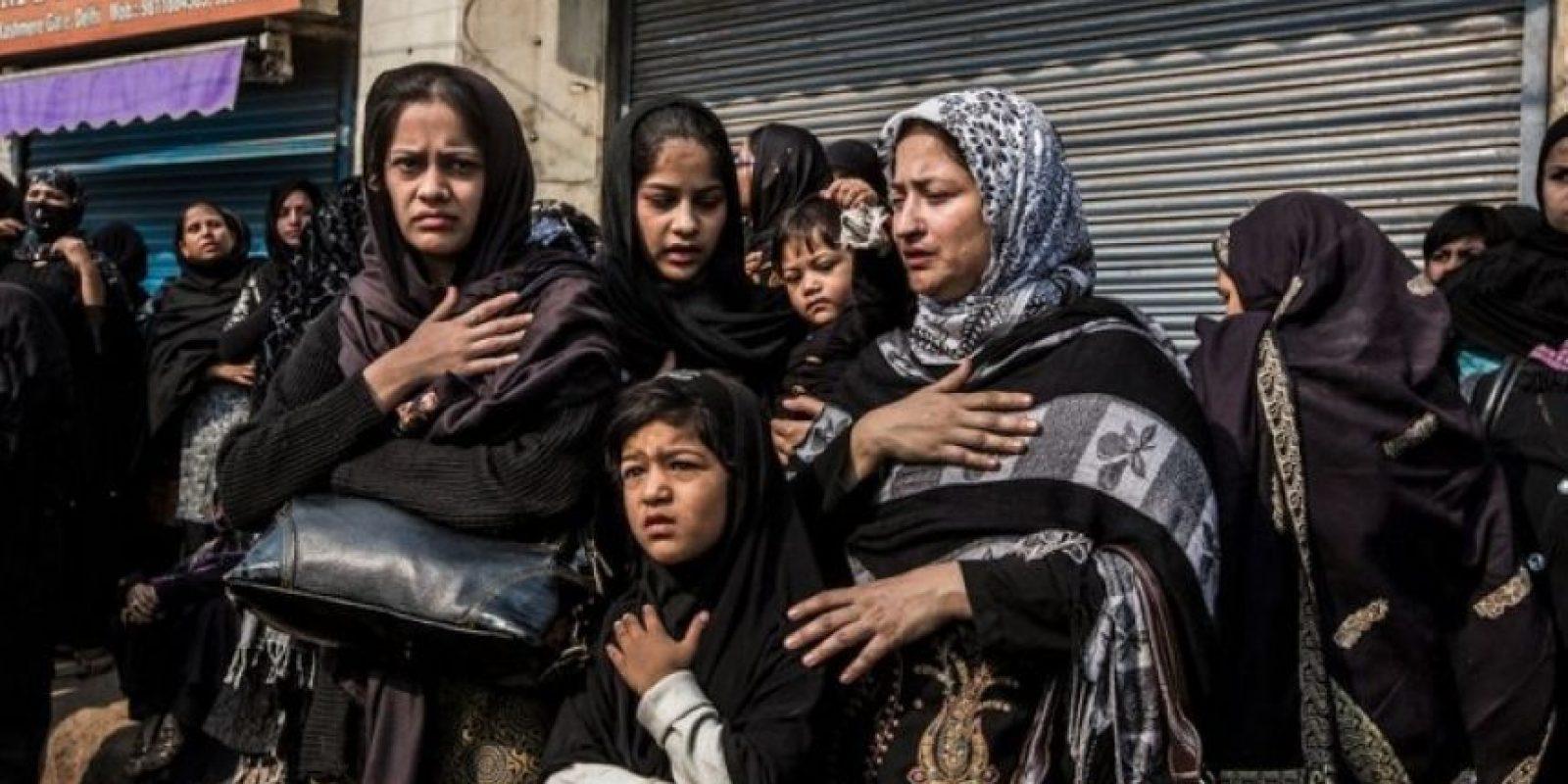 """5. """"Es posible comprar, vender y regalar prisioneras"""" Foto:Getty Images"""