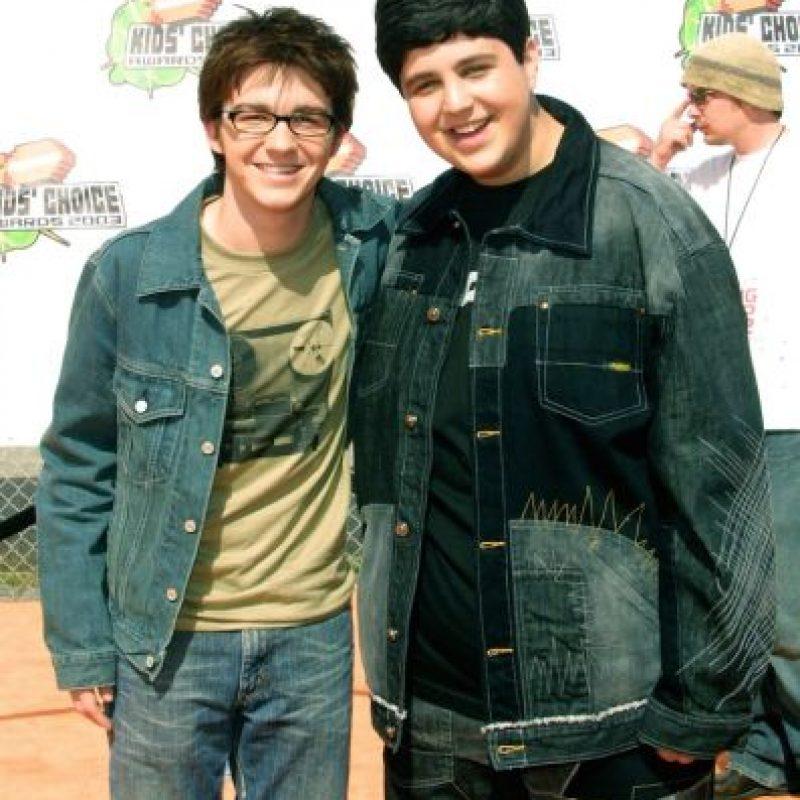 En 2004, protagonizó esta comedia junto a Drake Bell Foto:Getty Images