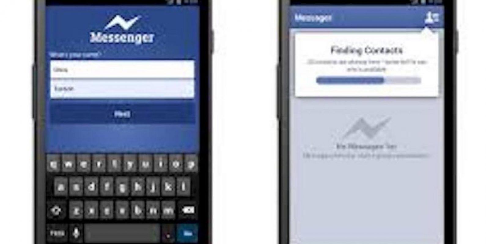 En un principio, la aplicación de messenger no resultó del todo grata para los usuarios. Foto:Getty