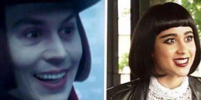 Otros fueron más crueles. La compararon con Willy Wonka. Foto:Twitter