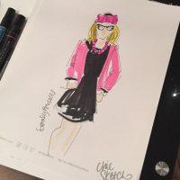 Se llama Chic Sketch Foto:Chic Sketch/Instagram