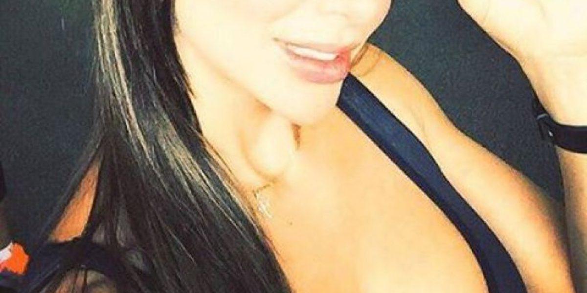 ¿Cómo la ve? Estos son los sensuales looks de Angélica Jaramillo en redes