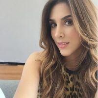 La esposa del colombiano James Rodríguez Foto:Instagram: @daniela_ospina5