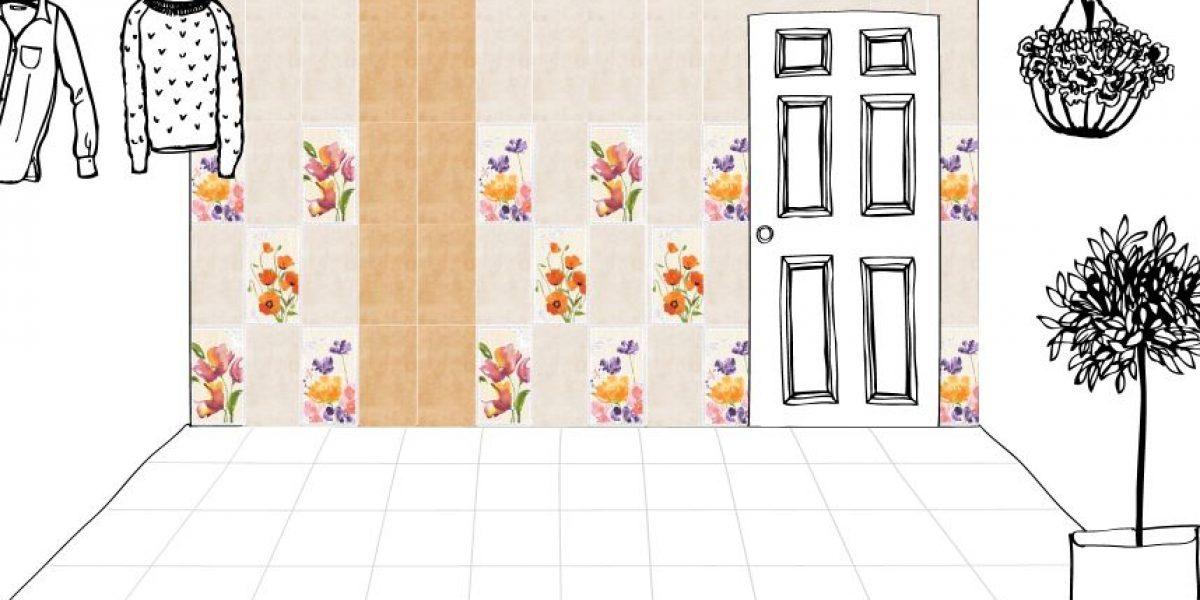¿Aburrido de las paredes de su casa? Aprenda sobre las bases decoradas