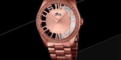 Lotus es una marca muy brillante y ostentosa en cuanto a relojes. Foto:lotus-watches.com