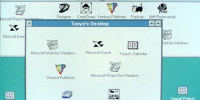 Windows 3.0 llegaría pero dos años después, en 1992, Microsoft anunciaba El primer Windows que usaría letras en su nombre: El Windows NT. Foto:Vía windows.microsoft.com
