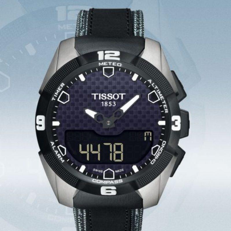 Tissot es una empresa para los que gustan de un diseño más deportivo y casual. Foto:tissot.ch/collections