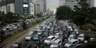 4. ¡Adiós a las carreras!: Acelerar para ganarle el paso a otros vehículos incrementará su nivel de estrés Foto:Getty Images