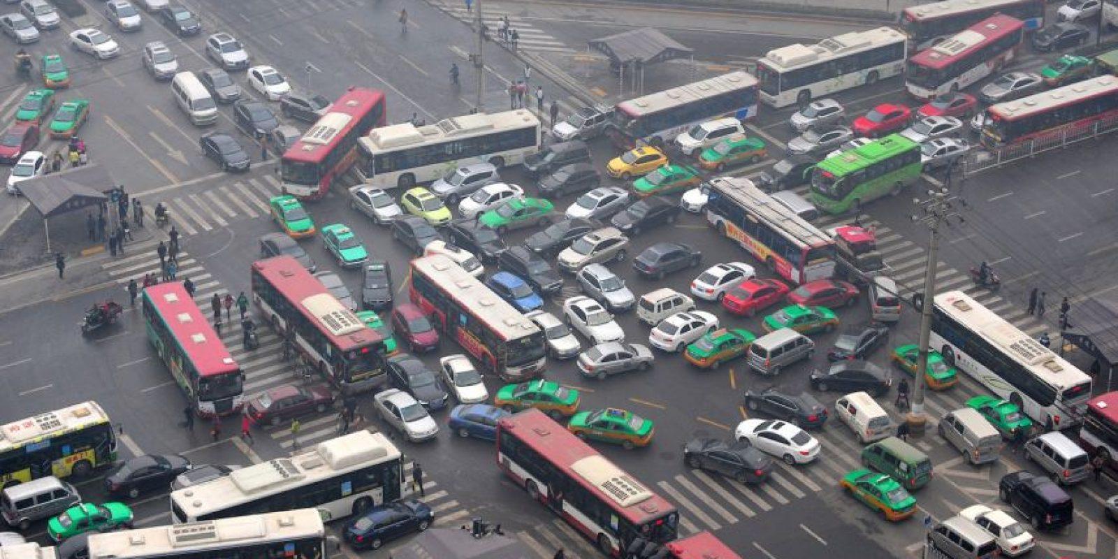 2. Realizar otro trayecto: Busquen una ruta menos congestionada Foto:Getty Images