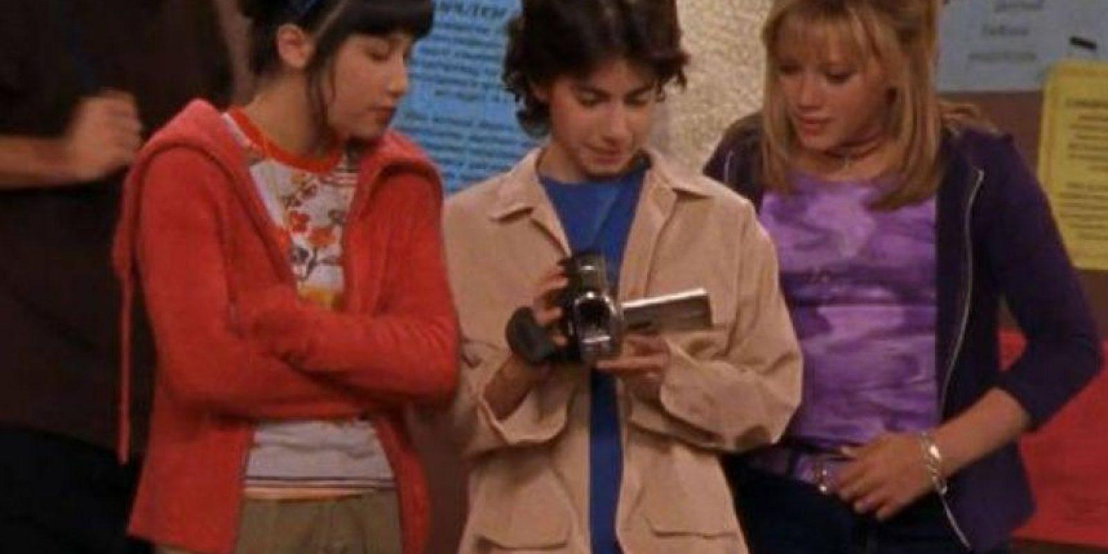 Interpretó a David Zaphyr (Gordo), el mejor amigo de Lizzie, que también estaba enamorado de ella. Foto:Facebook/Lizzie McGuire