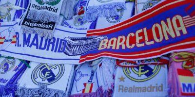 El clásico español también en un partido por el orgulllo. Foto:Getty Images