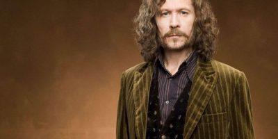 "Sirius Black en ""Harry Potter and the Prisoner of Azkaban"". Foto:Warner Bros."