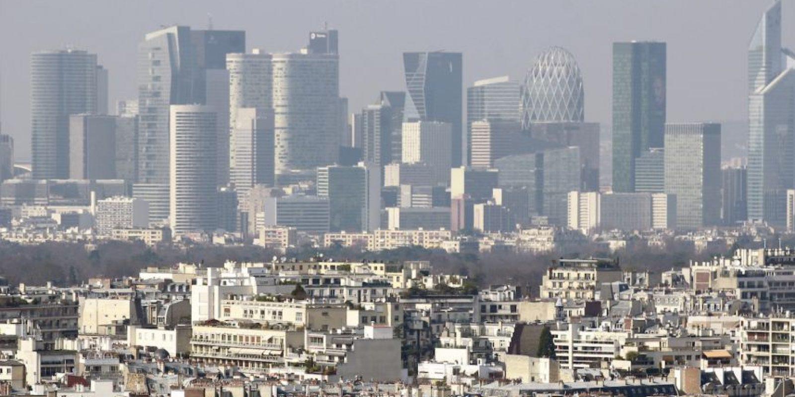 El miércoles de la semana pasada la ciudad tuvo el aire más sucio del mundo. Foto:AP