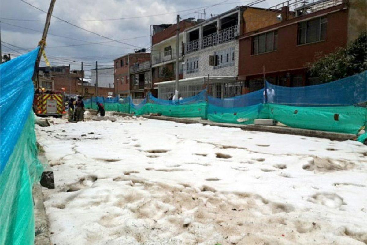 Foto:Cortesía Cuerpo de Bomberos de Bogotá