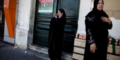 Sadia no quería denunciar para no afectar a su familia Foto:Getty Images