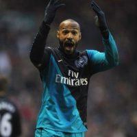 Fue jugador de los 'Gunners' del 2000 al 2007, y regresó en 2012 como refuerzo. Foto:Getty Images