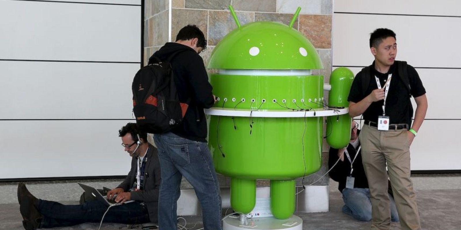 Un fallo de seguridad en Android provocó que mucho usuarios dieran cuenta que las conversaciones grabadas en la microSD pueden estar al alcance de las aplicaciones ajenas. Foto:Getty