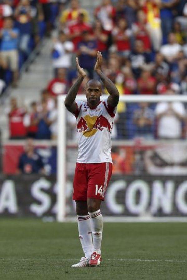Su último equipo como profesional fue el New York Red Bulls, de la MLS. Foto:Getty Images