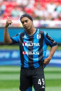 Delanteros: Ronaldinho (Brasil) Foto:Getty Images