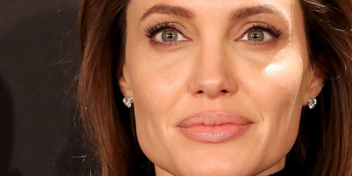 Nueva batalla de Angelina Jolie contra el cáncer, se extirpó los ovarios y las trompas de Falopio