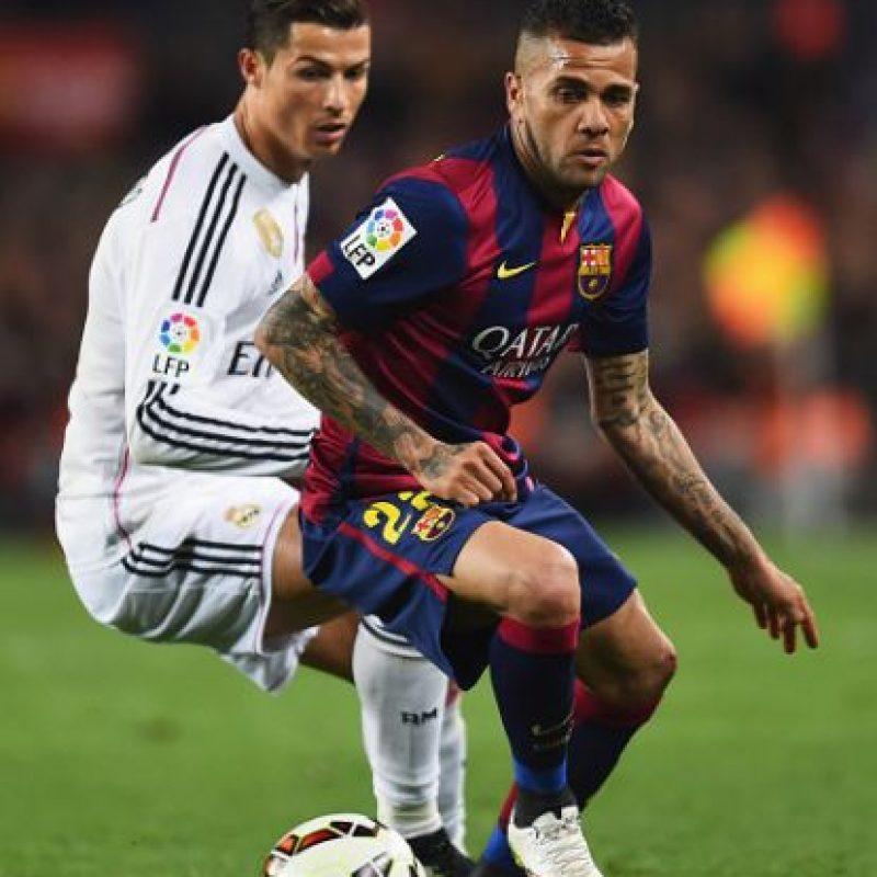 """En septiembre de 2012, Cristiano sorprendió al no celebrar sus dos goles en la victoria 3-0 sobre Granada. Después del partido, el jugador declararía que no los festejó porque """"se sentía triste"""". Foto:Getty Images"""