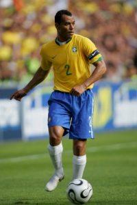 Defensas: Cafú (Brasil) Foto:Getty Images