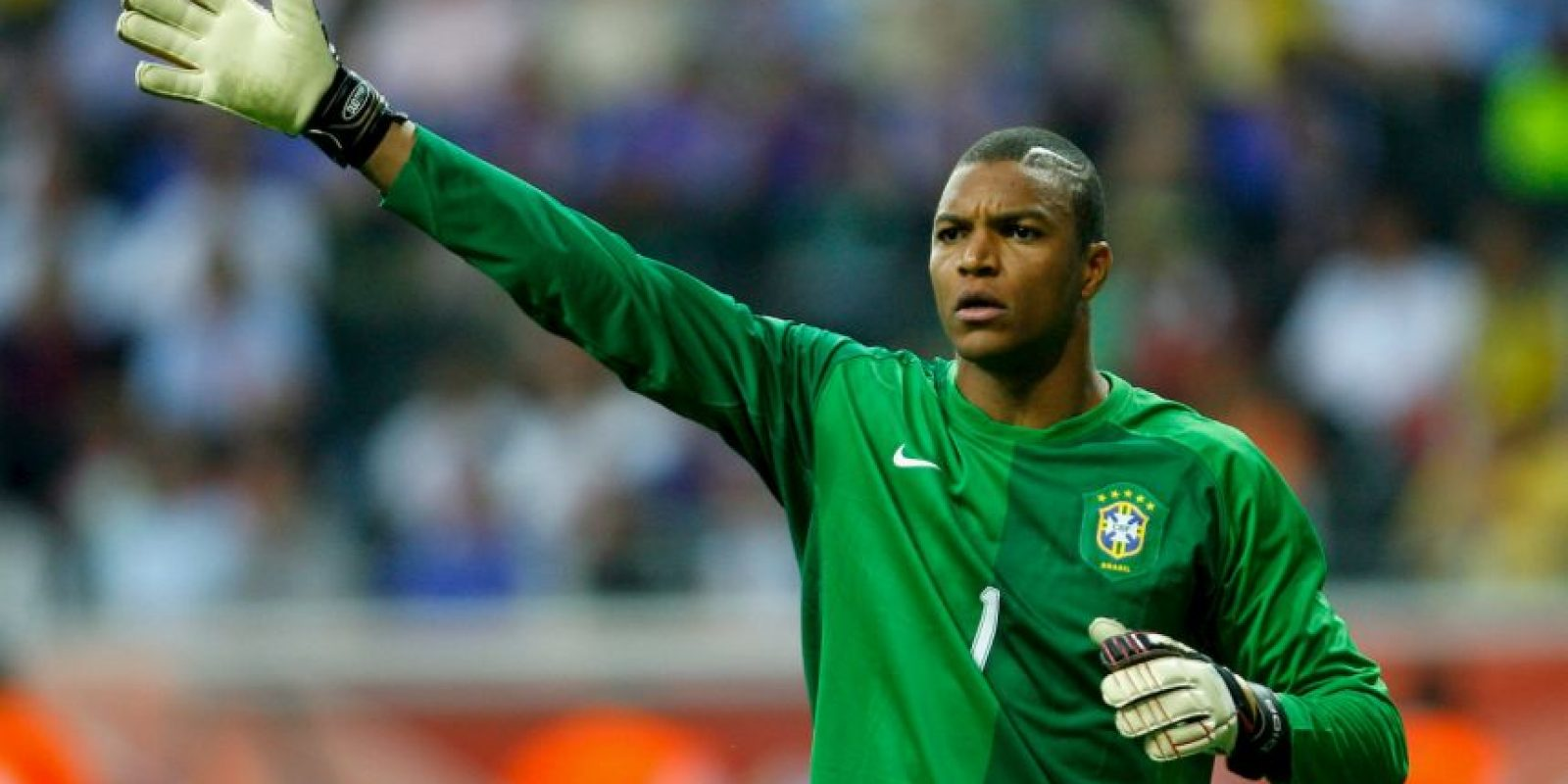Portero: Dida (Brasil) Foto:Getty Images