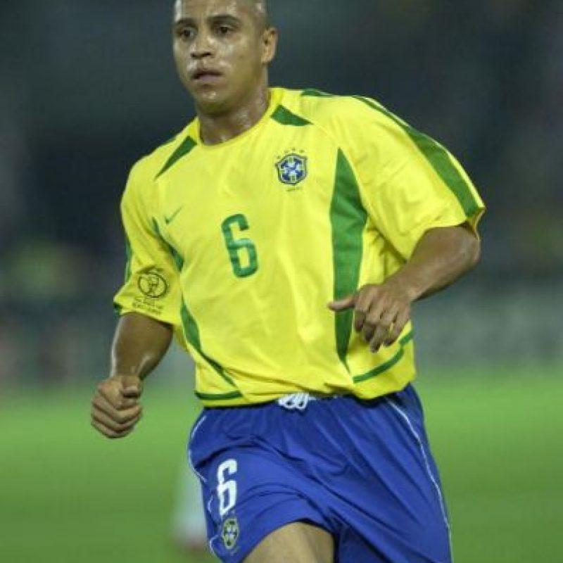 Defensas: Roberto Carlos (Brasil) Foto:Getty Images