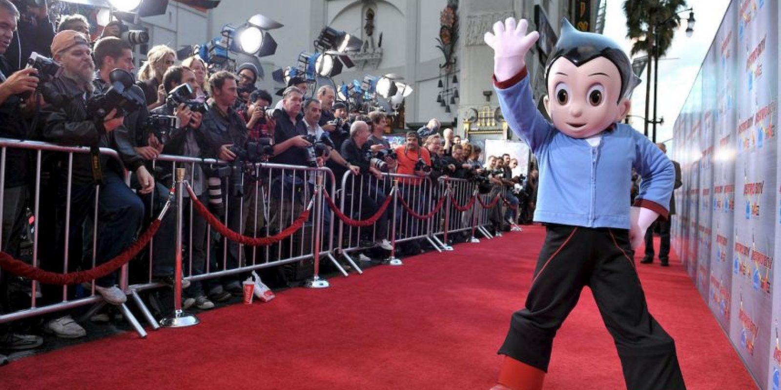 Astroboy a la fecha tiene 61 años de edad. Foto:Getty