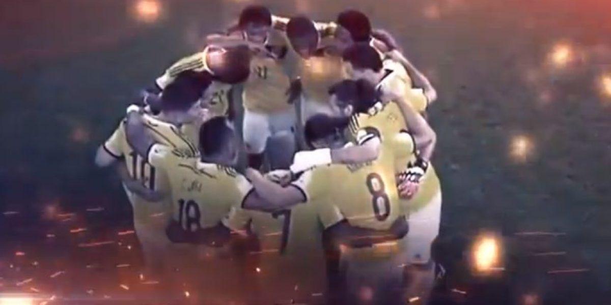 El video promocional que hicieron en Bahréin para juego contra Colombia