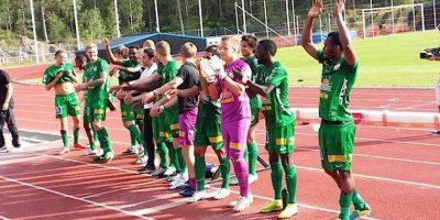 El objetivo del Dalkurd FF fue ofrecerle a los jóvenes de Borlange una opción para hacer deporte. Foto:Twitter @DalkurdFF