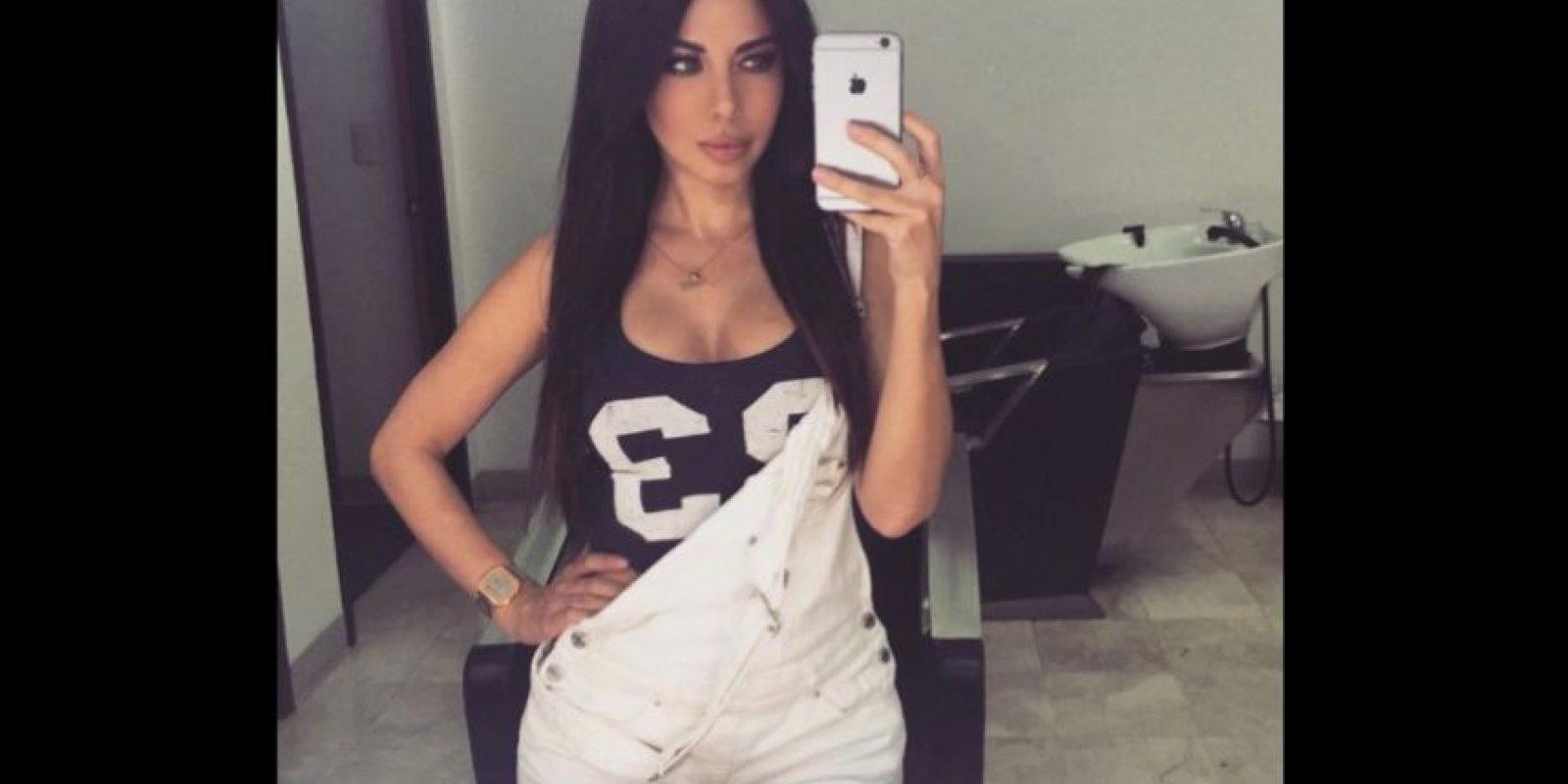 """Jimena Sánchez, es mexicana y trabaja como conductora en la cadena de televisión """"Fox Sports"""" en su país de origen. Foto:Instagram @jimenaofficial"""