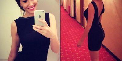 La actual novia de Adil Rami Foto:Instagram: @sidonie_bee