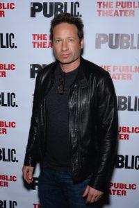 David Duchovny nuevamente personificará a Fox Mulder Foto:Getty